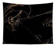 Fractal 23 Doots Tapestry