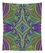 Fractal Cross Tapestry