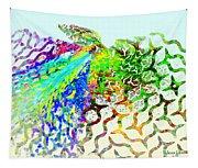 Fractal - Hummingbird Tapestry