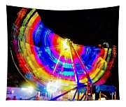 Freak Out ... Electric Rainbow Tapestry