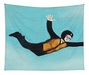 Free Fall Tapestry