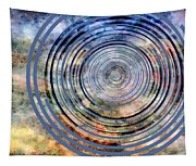 Free From Space And Time Tapestry