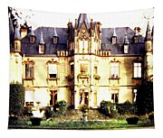 French Chateau 1955 Tapestry
