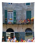 French Quarter Stroll 2 - New Orleans Tapestry