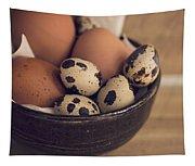 Fresh Eggs Tapestry