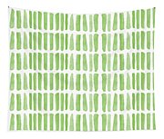Fresh Grass- Abstract Pattern Painting Tapestry