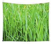 Fresh Grass Tapestry