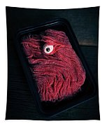 Fresh Ground Zombie Meat - Its What's For Dinner Tapestry