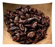 Fresh Roasted Cocoa Beans - Nibs Tapestry