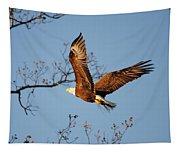 Freshening The Nest Tapestry