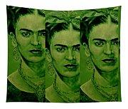 Frida 4u Tapestry