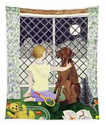 Friends Forever Tapestry