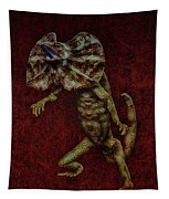 Frilled Lizard Tapestry