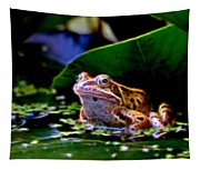 Frog 2 Tapestry