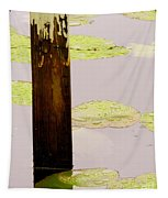 Frog Hunting Tapestry