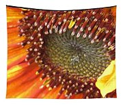 From Bud To Bloom - Sunflower Tapestry