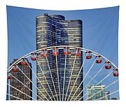 From Navy Pier Tapestry