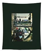 From Venice With Love Tapestry