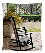 Front Porch Rockers Tapestry