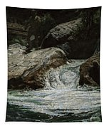 Arizona Frontiersman Rocks Tapestry