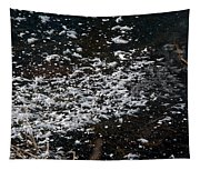 Frost Flakes On Ice - 30 Tapestry