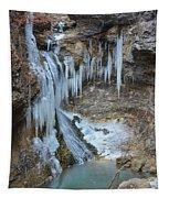 Frozen Eden Tapestry