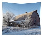 Frozen In Time Tapestry