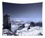 Frozen Landscape Tapestry