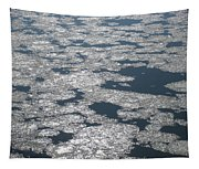 Frozen River Tapestry