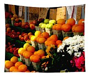 Fruit Stand Tapestry