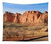 Fruita Utah Panorama 002 Tapestry