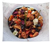 Fruity Tea With Bamboo Leaves Tapestry
