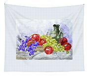 Fruit After Him Tapestry