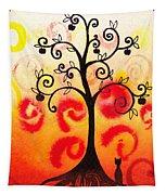Fun Tree Of Life Impression Iv Tapestry