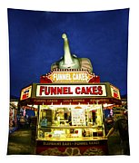Funnel Cakes Tapestry