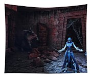 Future Of The Past Tapestry