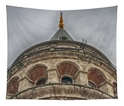 Galata Tower Istanbul Tapestry