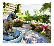 Gamekeepers Dog Park Tapestry