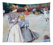 Games At Park Tapestry