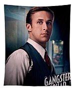 Gangster Squad Gosling Tapestry
