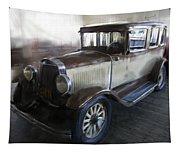 Gansgter Era Automobile Tapestry