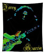 Garcia Rocks At Winterland 1977 Tapestry