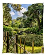 Garden Bridge Tapestry