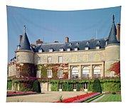 Garden Facade Photo Tapestry