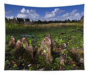 Garden In The Glades Tapestry
