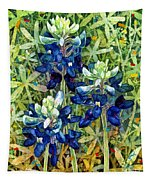 Garden Jewels I Tapestry