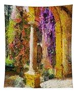 Garden Of Eden Tapestry