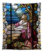 Garden Of Gethsemane Tapestry