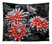 Garden Pom Poms Tapestry