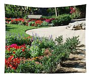 Gardenscape Tapestry